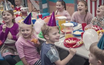 Throwing A Party For Your Little Ones Birthday